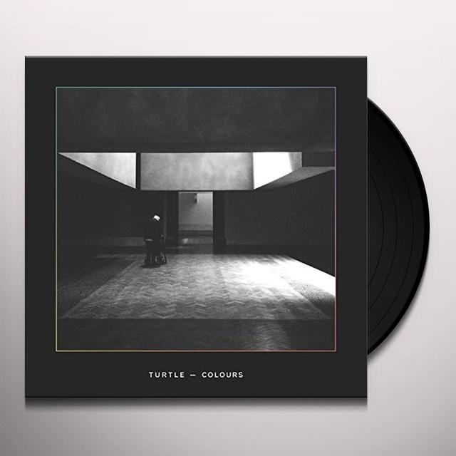 Turtle COLOURS Vinyl Record - UK Import