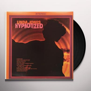 Linda Jones HYPNOTIZED Vinyl Record - UK Import