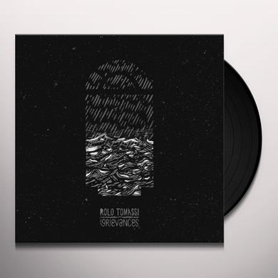 Rolo Tomassi GRIEVANCES Vinyl Record - Colored Vinyl, White Vinyl, UK Import