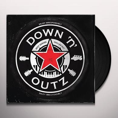DOWN N OUTZ EP Vinyl Record