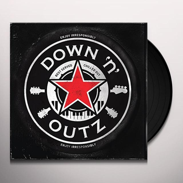 DOWN N OUTZ EP Vinyl Record - UK Import