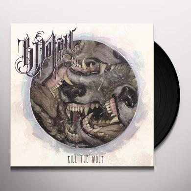 B. Dolan KILL THE WOLF Vinyl Record - UK Import