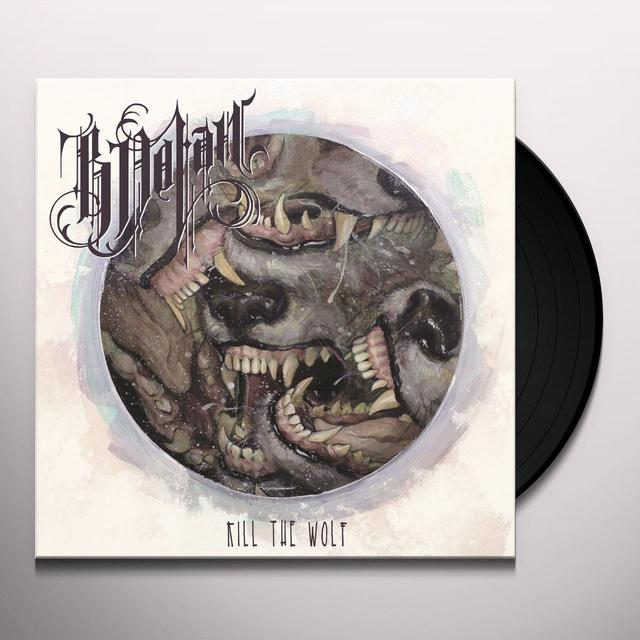 B. Dolan KILL THE WOLF Vinyl Record - UK Import