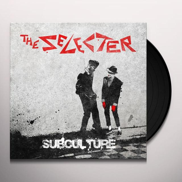 Selecter SUBCULTURE Vinyl Record - UK Import