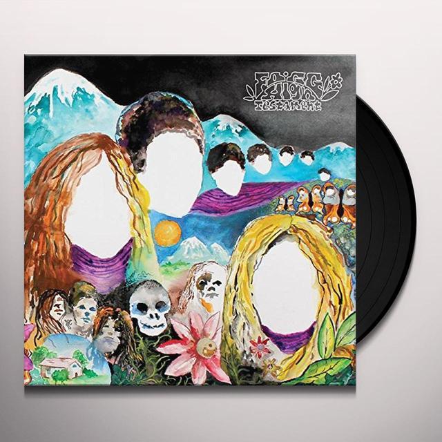 FOGG HIGH TESTAMENT Vinyl Record - UK Import