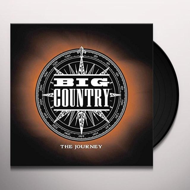 Big Country JOURNEY Vinyl Record - UK Release