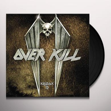 Overkill KILLBOX 13 Vinyl Record - UK Release