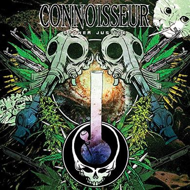 CONNOISSEUR STONER JUSTICE Vinyl Record - UK Import