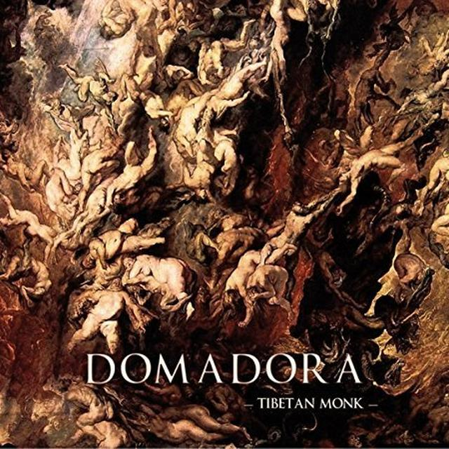 DOMADORA TIBETAN MONK Vinyl Record - UK Import