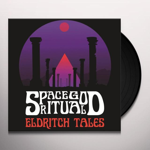 SPACE GOD RITUAL CHILDELDRITCH TALES Vinyl Record - UK Import