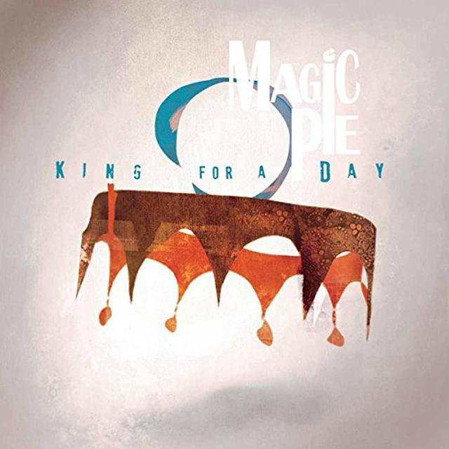 Magic Pie KING FOR A DAY Vinyl Record - UK Import