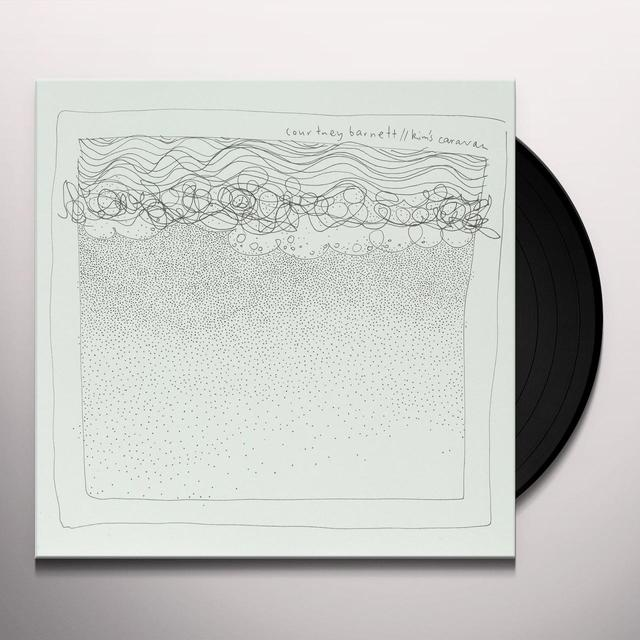 Courtney Barnett KIM'S CARAVAN Vinyl Record - UK Release