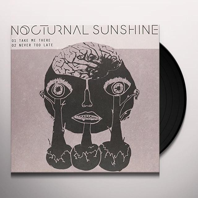 Nocturnal Sunshine TAKE ME THERE Vinyl Record - UK Import