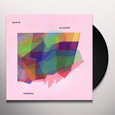 KOLSTO / ATLANTER / FROKEDAL STAND STILL Vinyl Record - UK Import