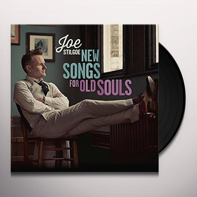 Joe Stilgoe NEW SONGS FOR OLD SOULS Vinyl Record - UK Import