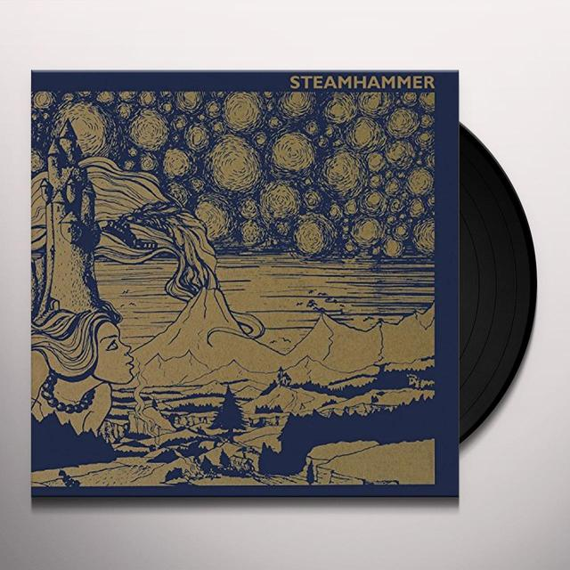 STEAMHAMMER MOUNTAINS Vinyl Record - UK Import