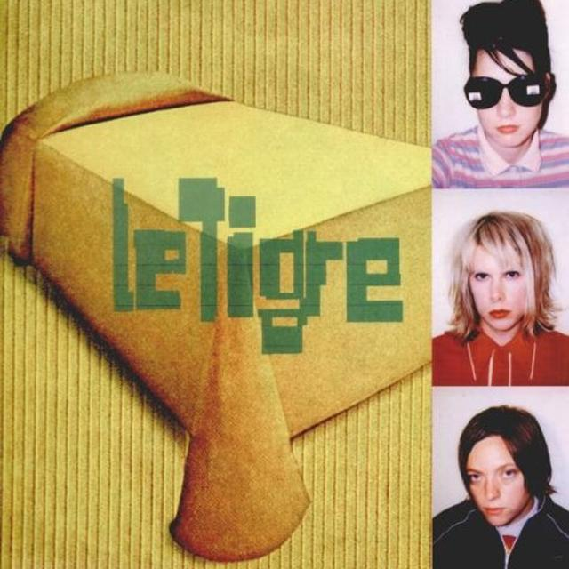 LE TIGRE Vinyl Record - UK Release