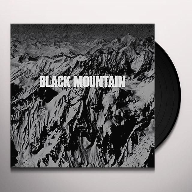 BLACK MOUNTAIN (10TH ANNIVERSARY DELUXE EDITION) Vinyl Record