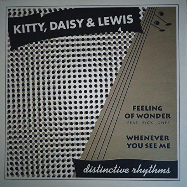 Kitty, Daisy & Lewis WHENEVER YOU SEE ME Vinyl Record