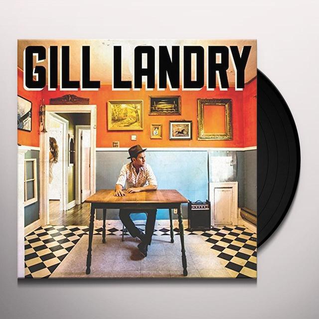 GILL LANDRY Vinyl Record - UK Import