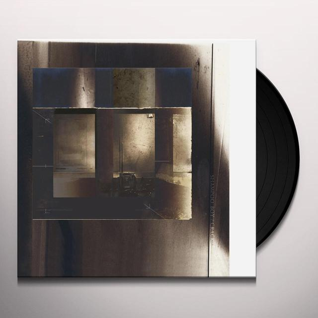 Shampoo Boy CRACK Vinyl Record