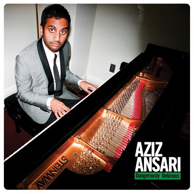 Aziz Ansari DANGEROUSLY DELICIOUS Vinyl Record