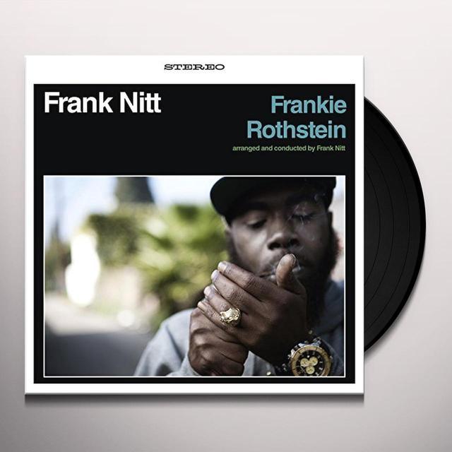 Frank Nitt FRANKIE ROTHSTEIN Vinyl Record