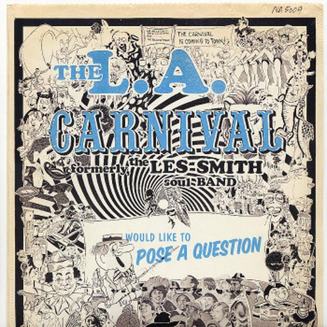 LA Carnival WOULD LIKE TO POSE A QUESTION Vinyl Record