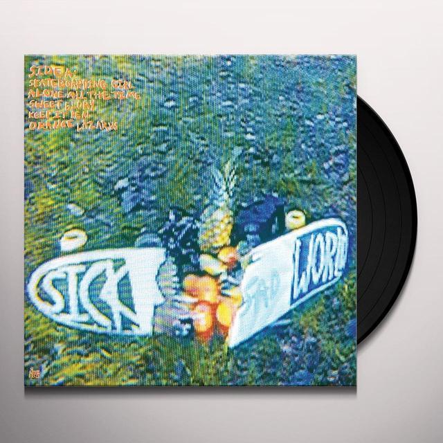 Sick Sad World FEAR & LIES Vinyl Record