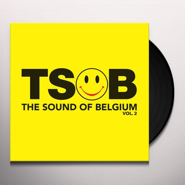 SOUND OF BELGIUM 2 VINYL BOX / VARIOUS Vinyl Record