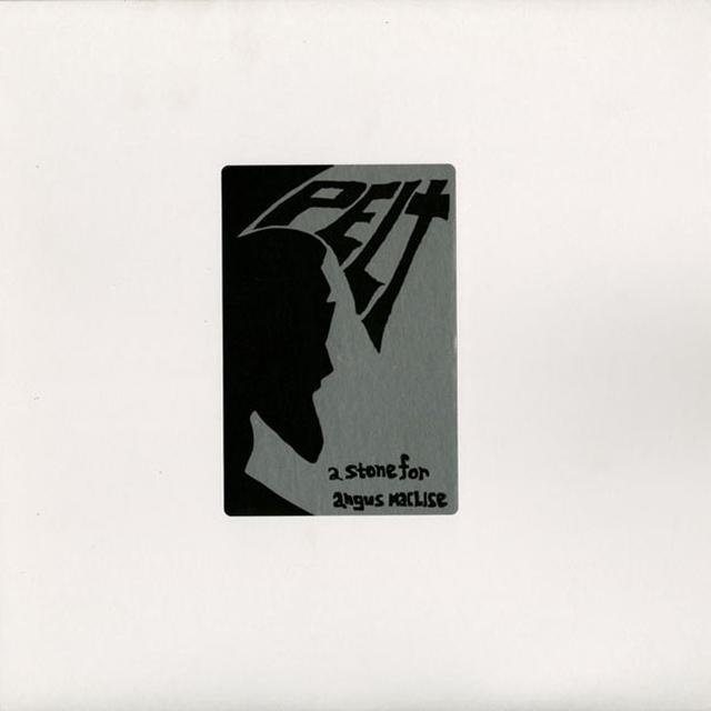 Pelt STONE FOR ANGUS MACLISE Vinyl Record