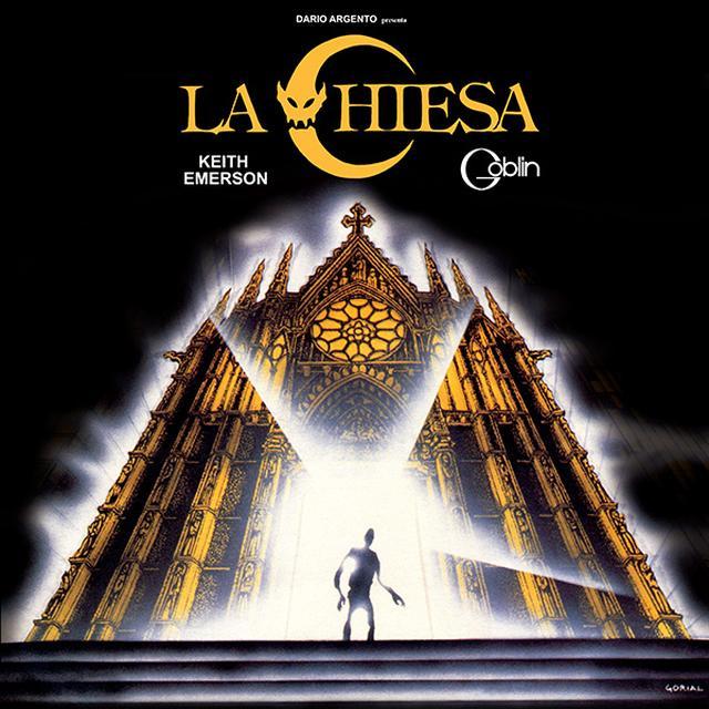 Keith Emerson / Goblin LA CHIESA / O.S.T. Vinyl Record