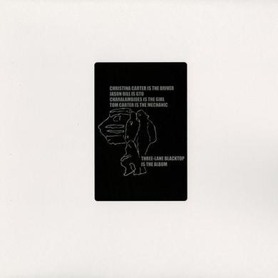Charalambides THREE LANE BLACKTOP Vinyl Record