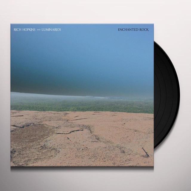 Rich Hopkins & Luminarios ENCHANTED ROCK Vinyl Record
