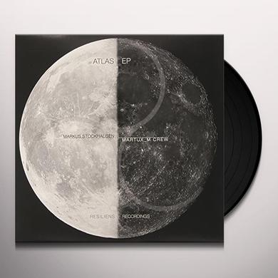 Markus Stockhausen / Martux M ATLAS (EP) Vinyl Record - Italy Import