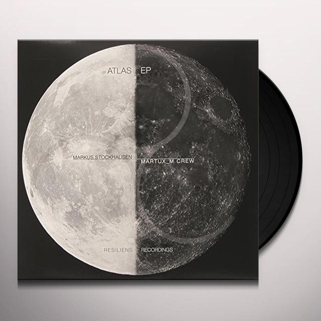 Markus Stockhausen / Martux M ATLAS Vinyl Record