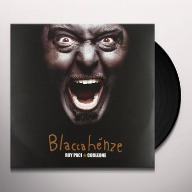 Roy Paci & Corleone BLACCAHENZE Vinyl Record