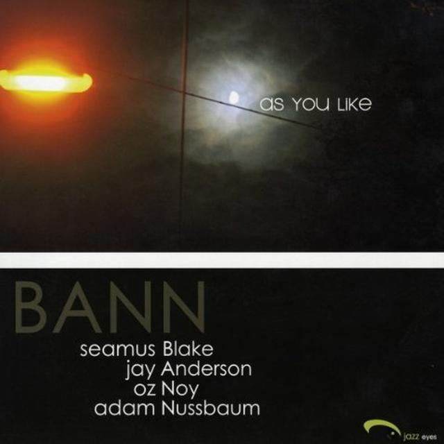 Bann AS YOU LIKE Vinyl Record