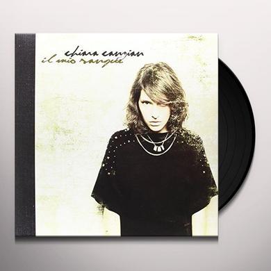 Chiara Canzian IL MIO SANGUE Vinyl Record