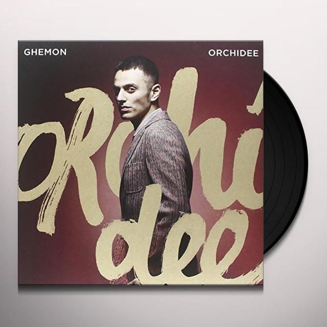 Ghemon ORCHIDEE Vinyl Record - Italy Import