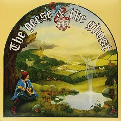 Anthony Phillips GEESE & THE GHOST Vinyl Record
