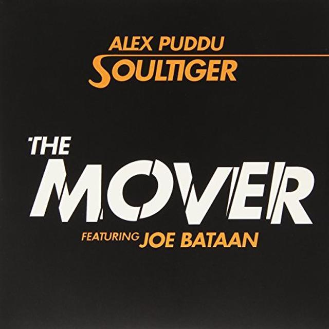 Alex Soultiger Puddu / Joe Bataan MOVER Vinyl Record - Italy Release