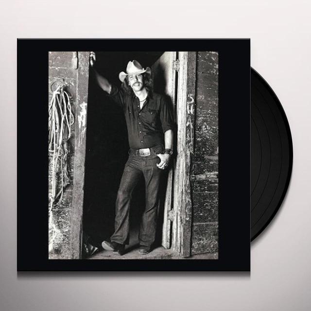 Jimmy Rabbitt / Renegade TEXAS ALBUM Vinyl Record