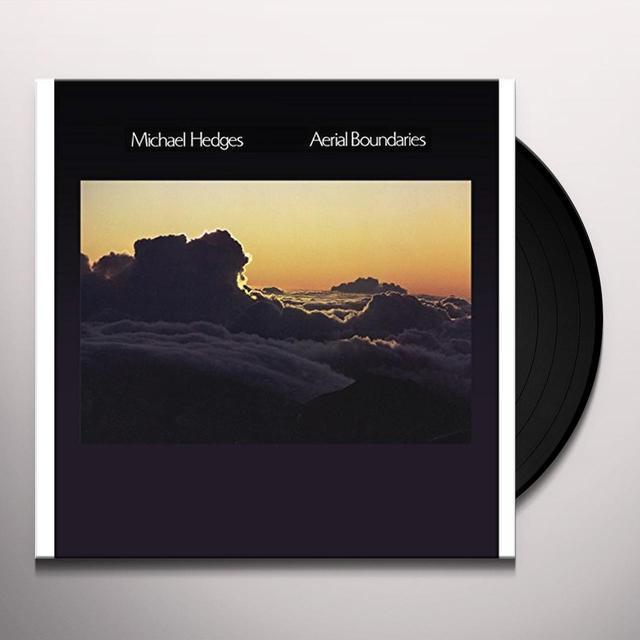 Michael Hedges AERIAL BOUNDARIES Vinyl Record