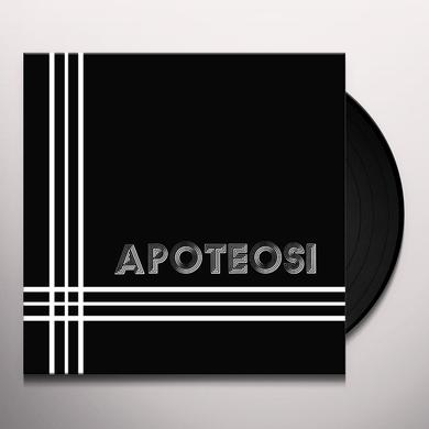 APOTEOSI / O.S.T. (BLK) (OGV) APOTEOSI / O.S.T. Vinyl Record