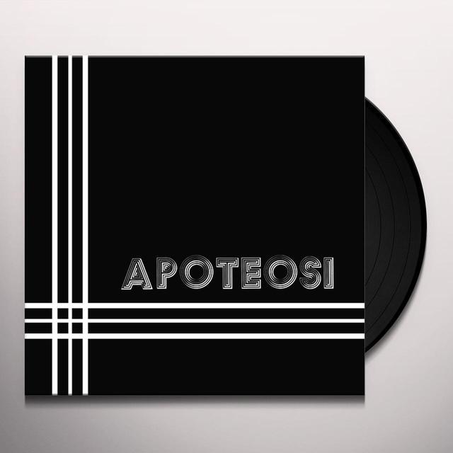 APOTEOSI / O.S.T. (BLK) (OGV) APOTEOSI / O.S.T. Vinyl Record - Black Vinyl, 180 Gram Pressing