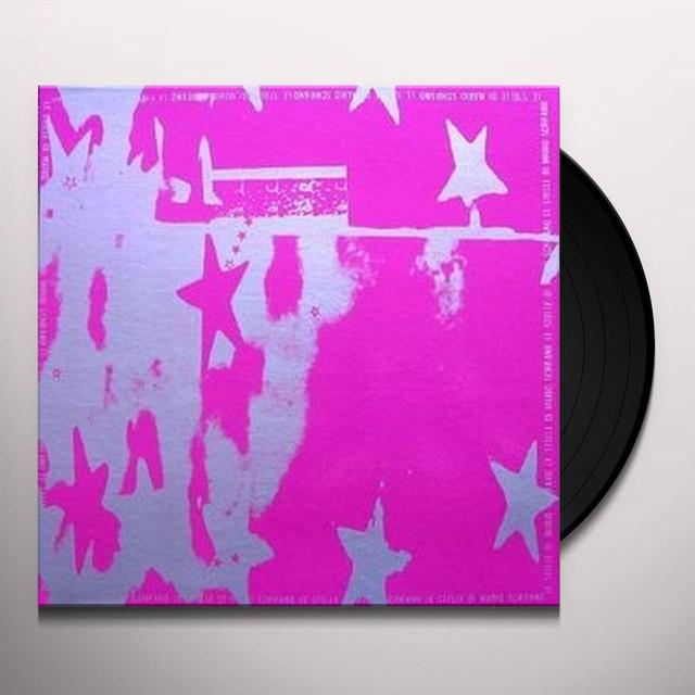 Mario Schifano DEDICATO A / O.S.T. Vinyl Record - Gatefold Sleeve, 180 Gram Pressing