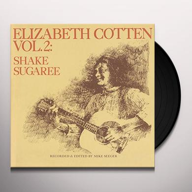 Elizabeth Cotten SHAKE SUGAREE 2 Vinyl Record