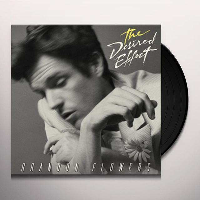 Brandon Flowers DESIRED EFFECT Vinyl Record