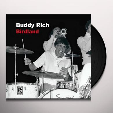 Buddy Rich BIRDLAND Vinyl Record